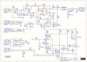 Усилитель PD-LM3886-IV2.  Схема LM3886