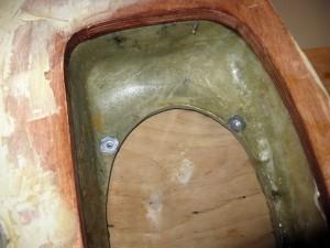 Изготовление подиумов в задние двери УАЗ «Патриот»